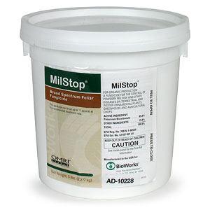 Picture of MilStop Broad Spectrum Foliar Fungicide, OMRI Listed
